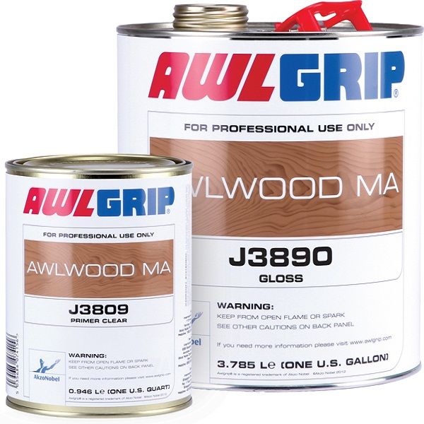 Awlgrip Awlwood MA Clear Gloss
